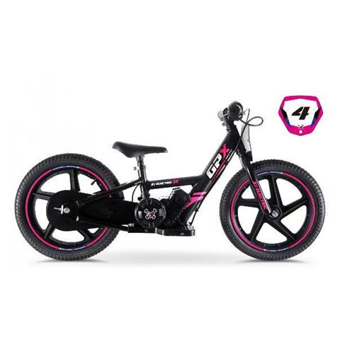 2020 Pitster Pro XJ-E 16 electric motorcycle in Portland, Oregon - Photo 4