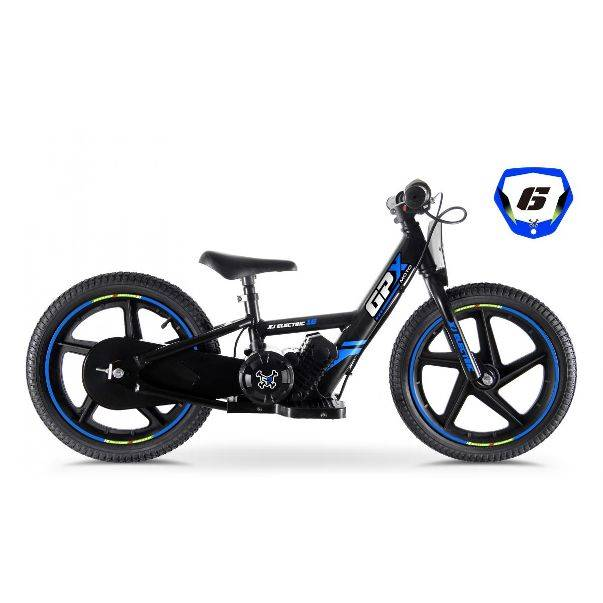 2020 Pitster Pro XJ-E 16 electric motorcycle in Portland, Oregon - Photo 1