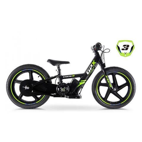 2020 Pitster Pro XJ-E 16 electric motorcycle in Portland, Oregon - Photo 2