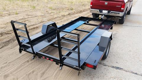 2020 Echo Trailers EUTV-10-13 UTV 10' Easy Load in Portland, Oregon - Photo 4