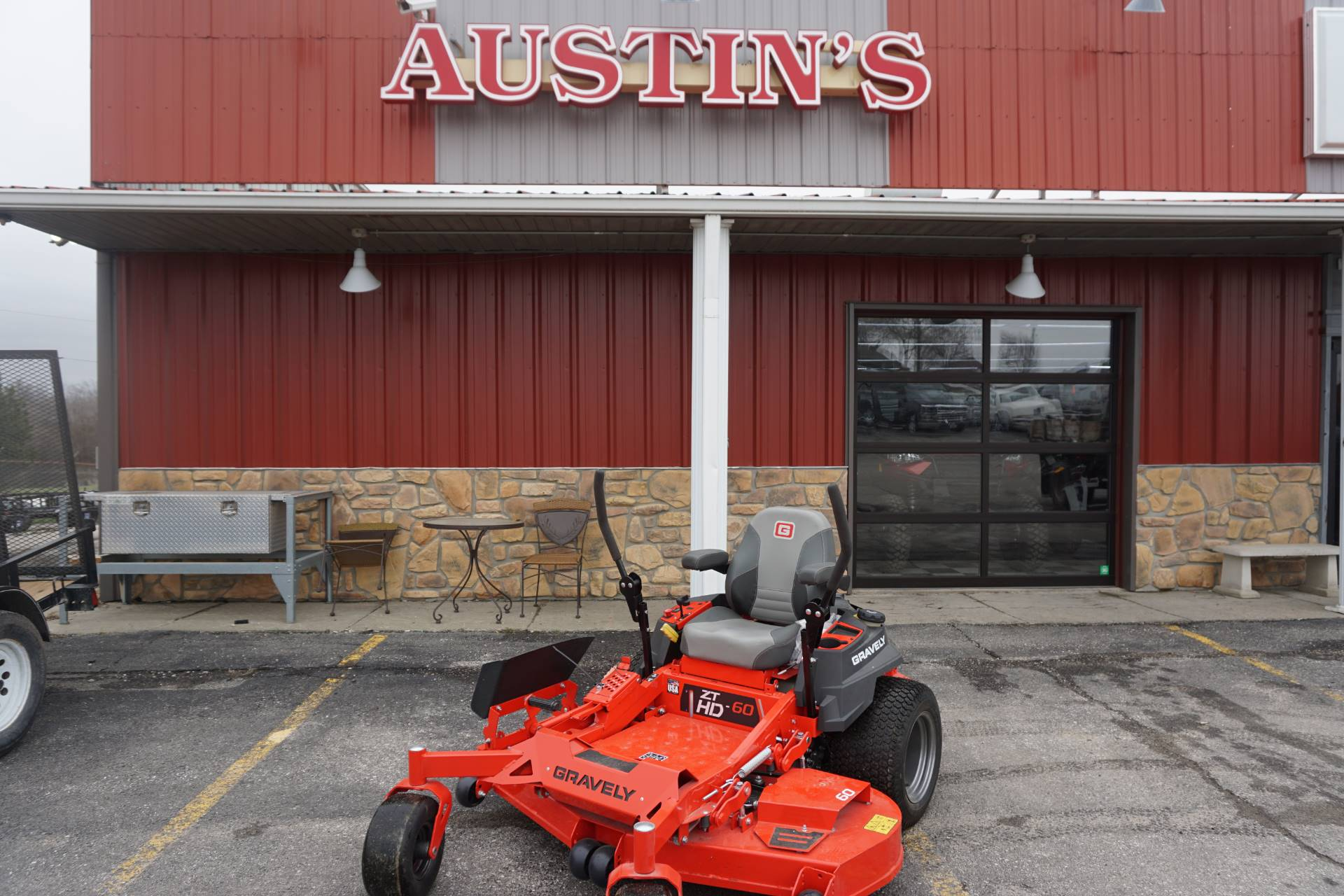 2019 Gravely USA ZT HD 60 (Kohler) in Kansas City, Kansas - Photo 1
