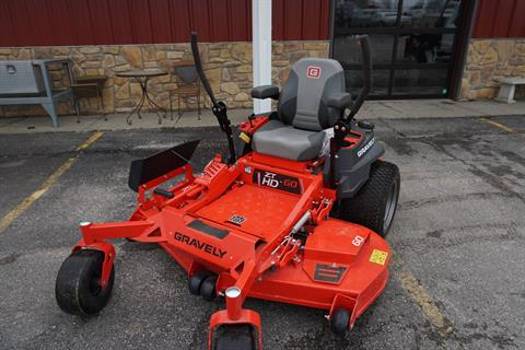 2019 Gravely USA ZT HD 60 (Kohler) in Kansas City, Kansas - Photo 2