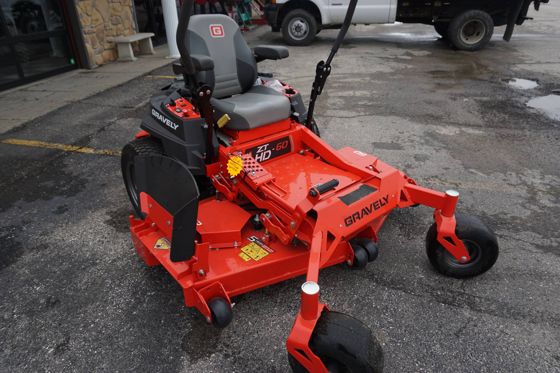 2019 Gravely USA ZT HD 60 (Kohler) in Kansas City, Kansas - Photo 3