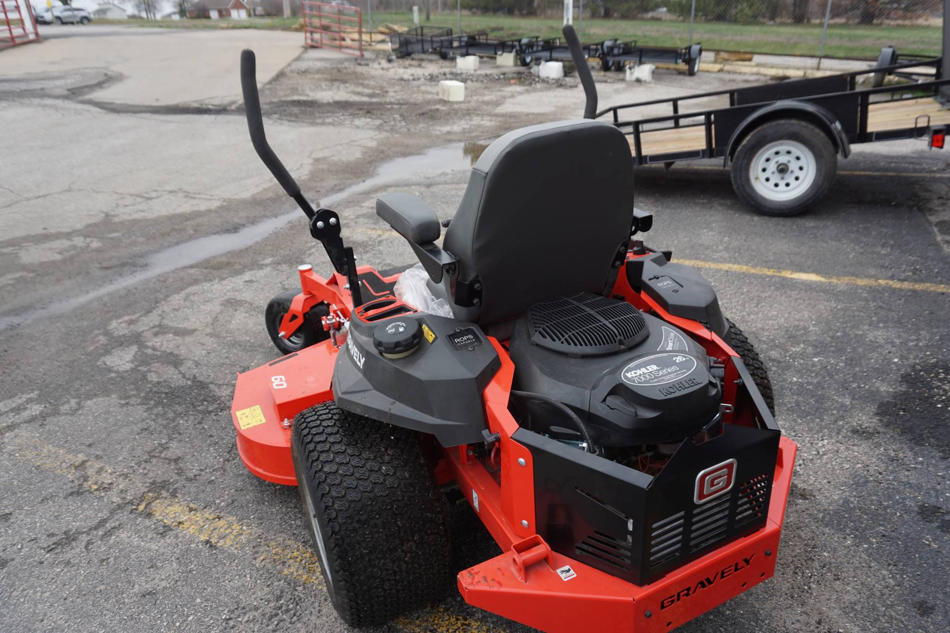 2019 Gravely USA ZT HD 60 (Kohler) in Kansas City, Kansas - Photo 5