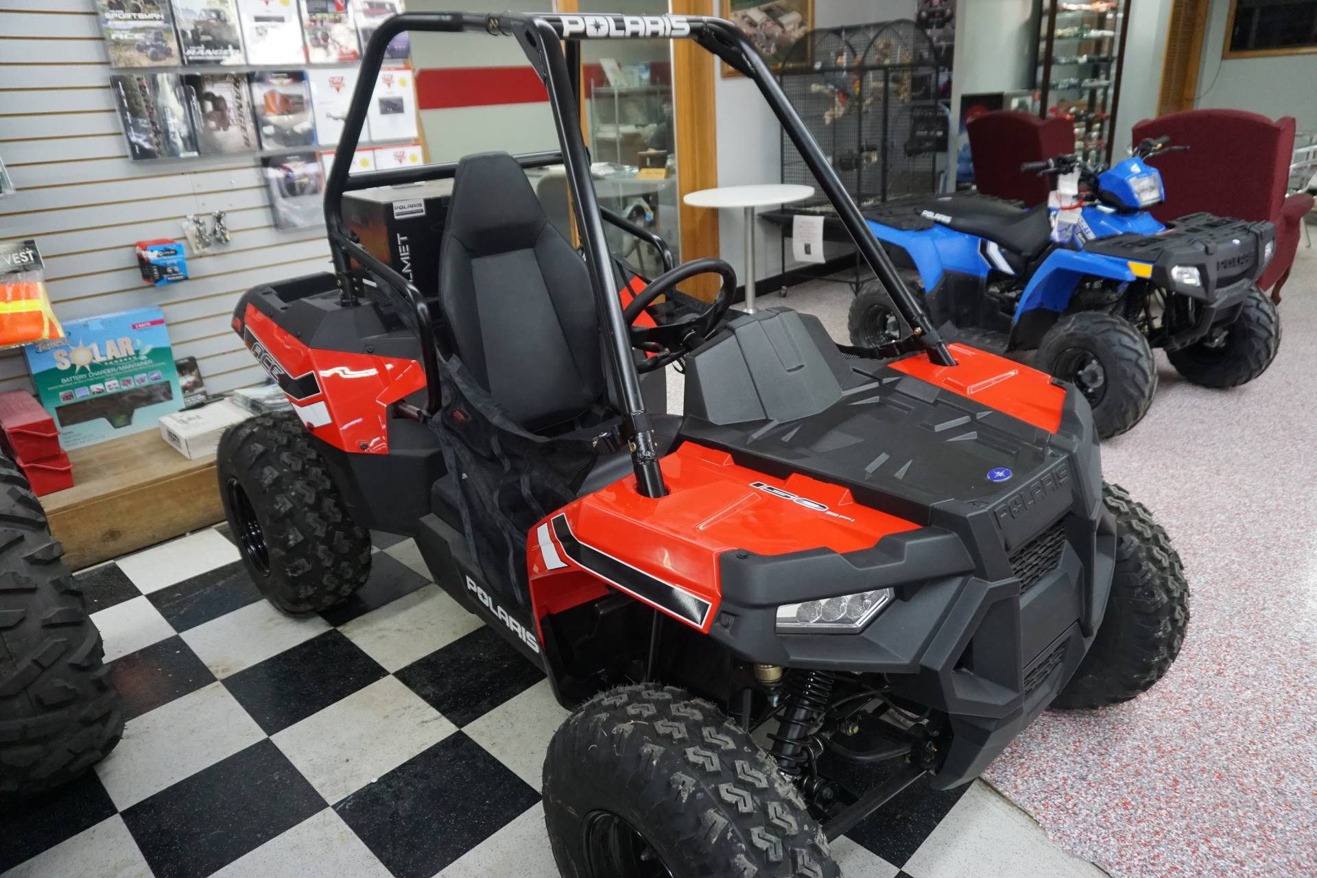 2017 Polaris Ace 150 EFI for sale 6976