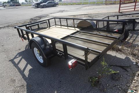 2019 Carry-On Trailers 5.5X10GWPTLED in Kansas City, Kansas - Photo 2