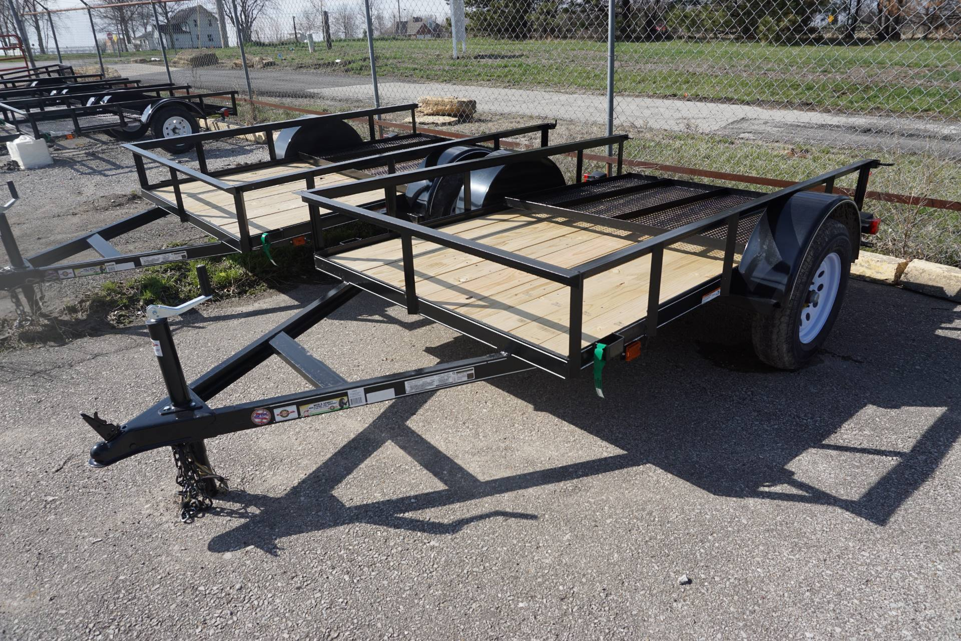 2020 Carry-On Trailers 5X8SP in Kansas City, Kansas - Photo 1
