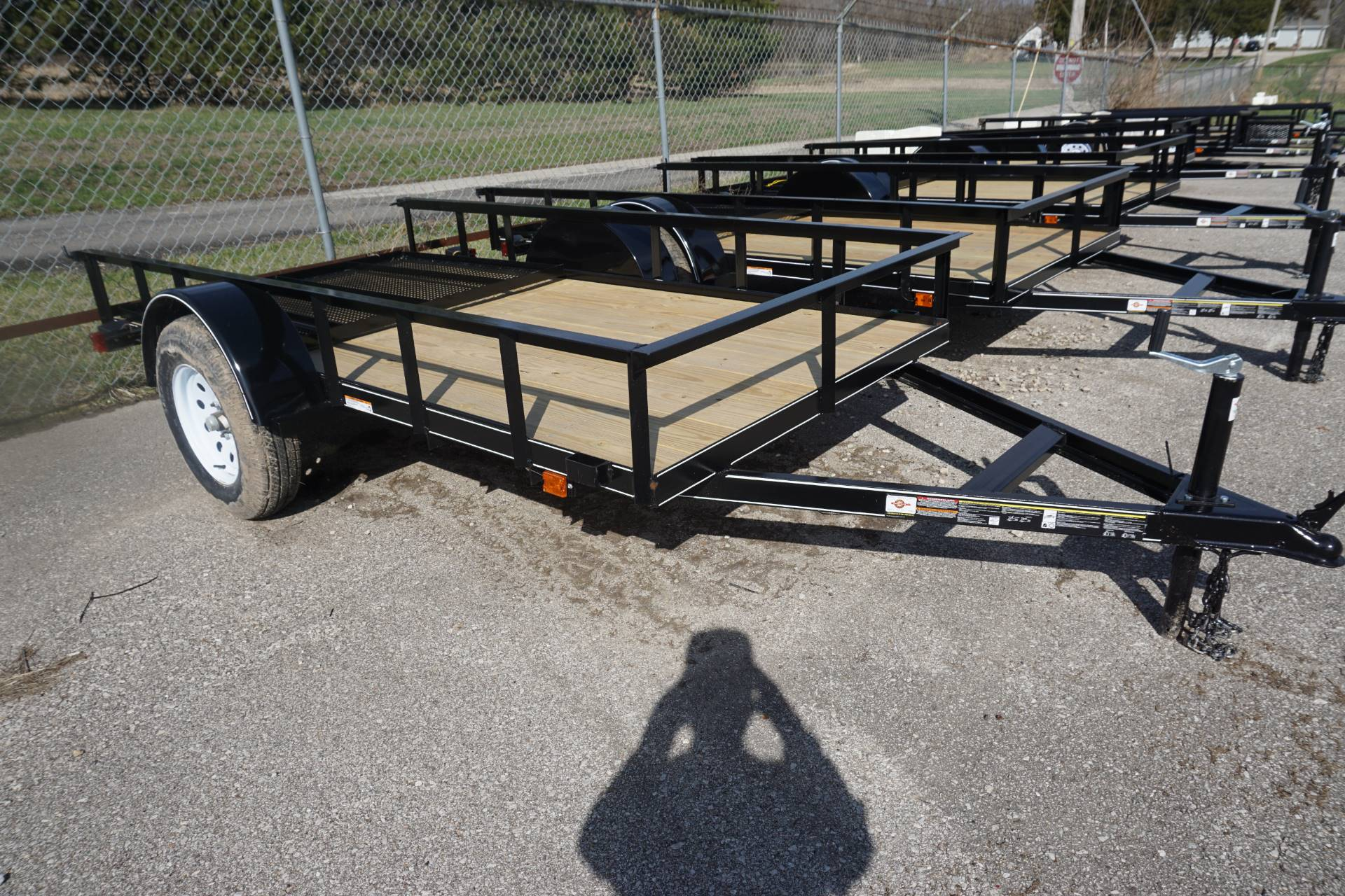 2020 Carry-On Trailers 5X8SP in Kansas City, Kansas - Photo 2