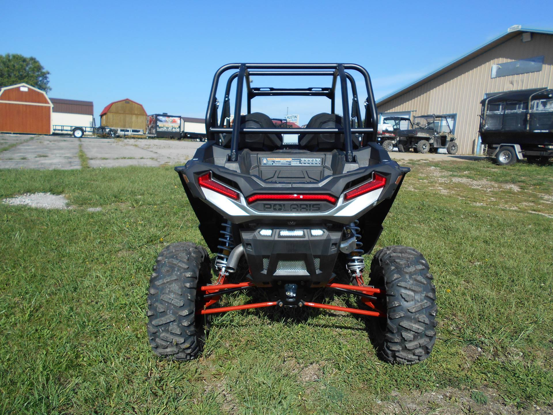2020 Polaris RZR XP 4 1000 Premium in Kansas City, Kansas - Photo 4