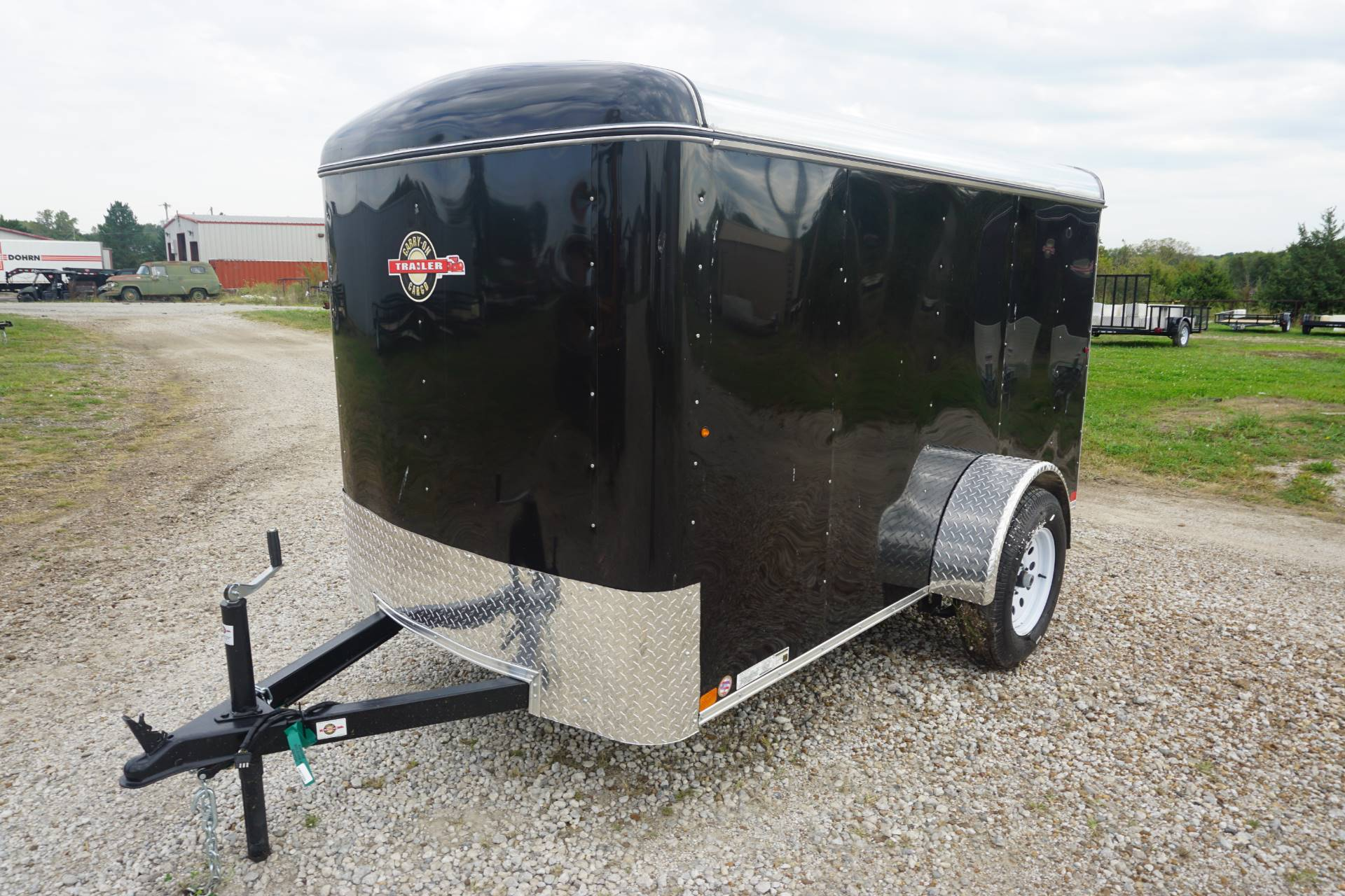 2019 Carry-On Trailers 5X10CGREC in Kansas City, Kansas - Photo 1