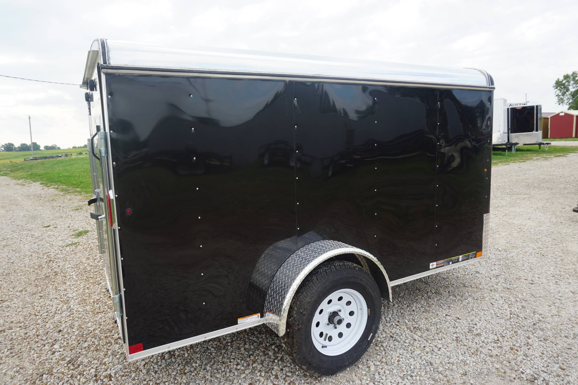 2019 Carry-On Trailers 5X10CGREC in Kansas City, Kansas - Photo 4