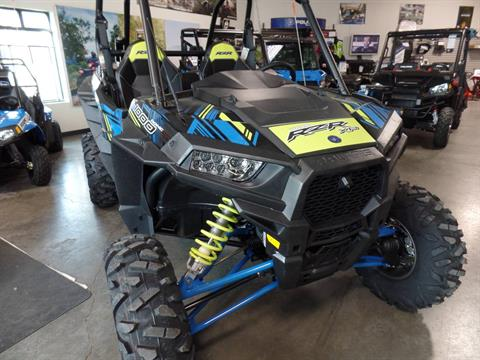2017 Polaris RZR 1000 W/ Ride Command in Kansas City, Kansas