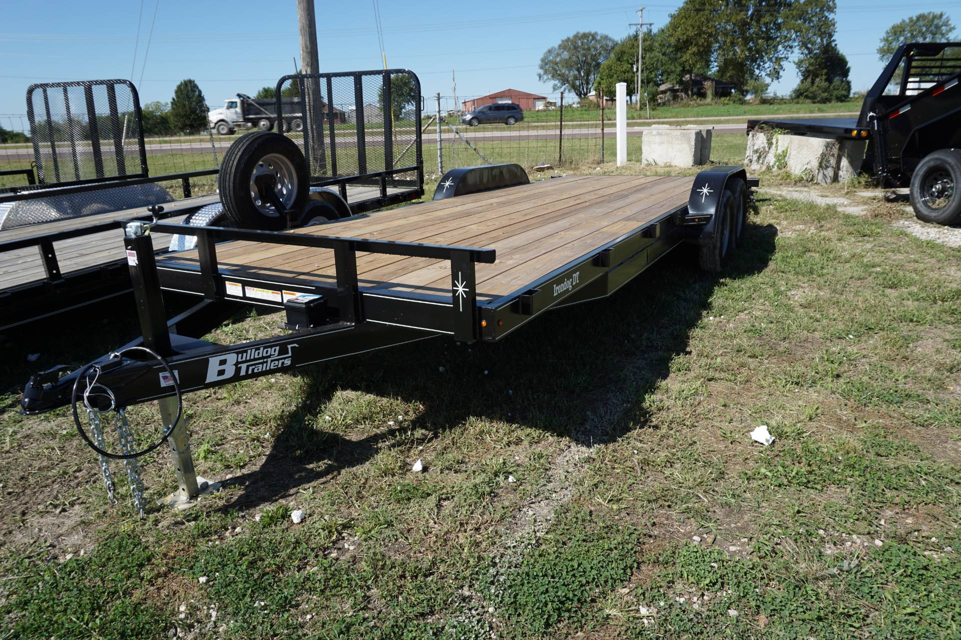 2019 BULLDOG TRAILERS INC 82X20+2 DT CH in Kansas City, Kansas - Photo 1