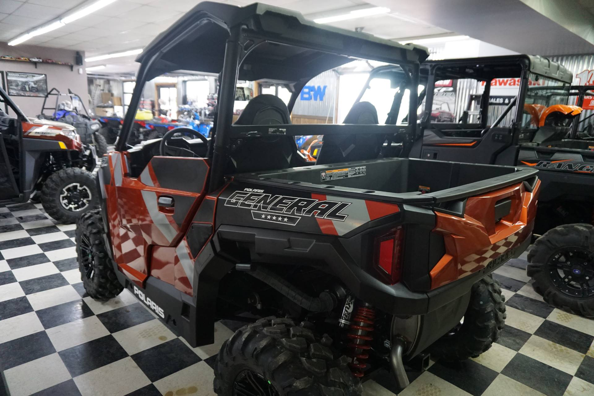 2019 Polaris General 1000 EPS Deluxe 3