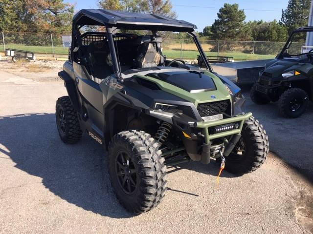 2021 Polaris General XP 1000 Pursuit Edition in Kansas City, Kansas - Photo 5