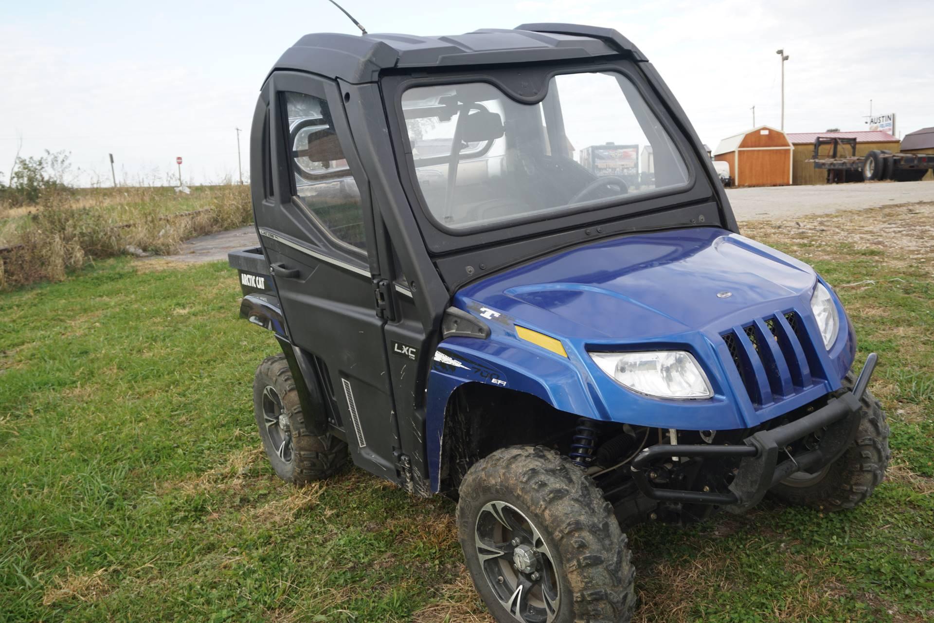2014 Arctic Cat Prowler® 700 XTX™ EPS in Kansas City, Kansas - Photo 3