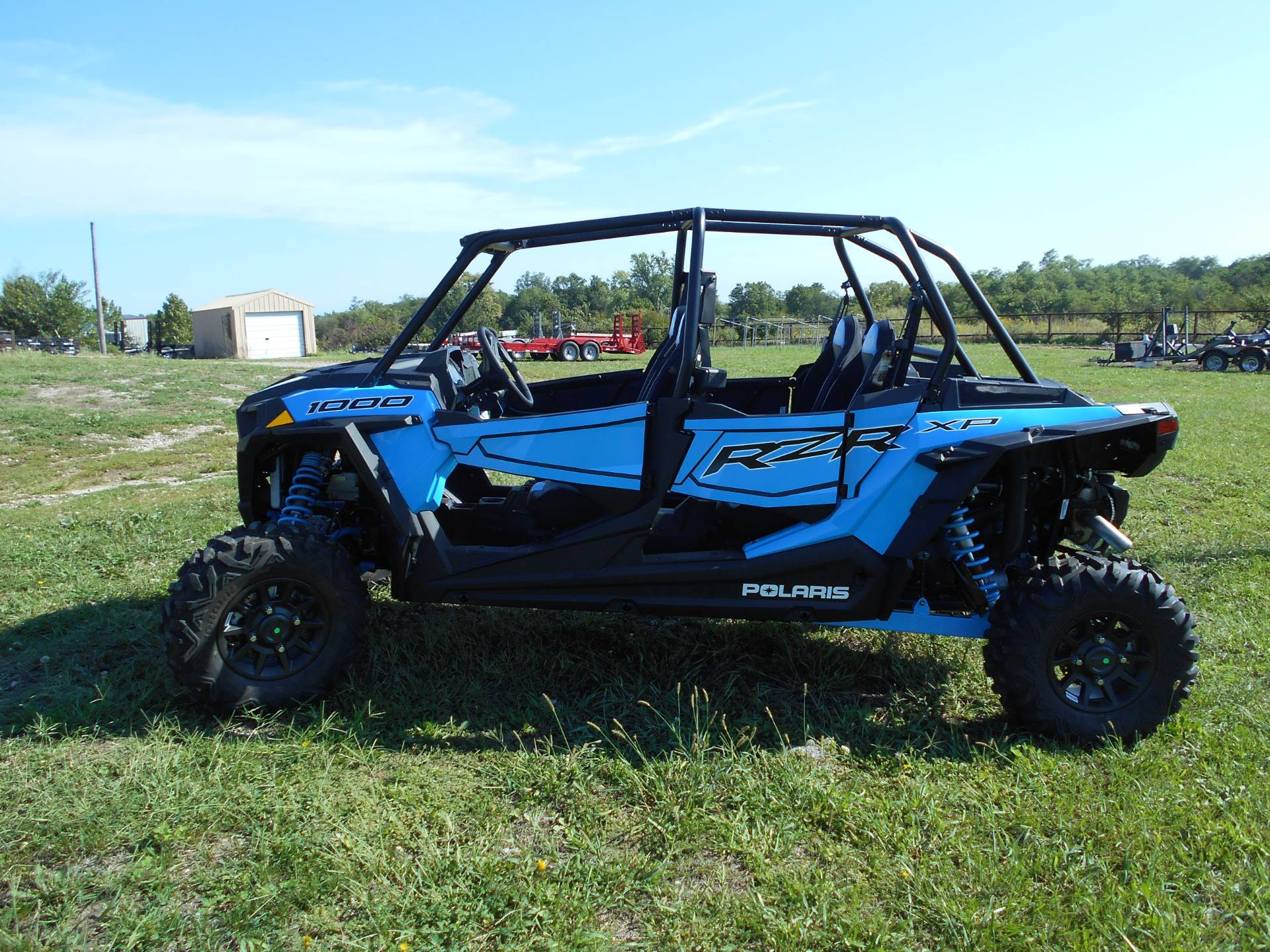 2020 Polaris RZR XP 4 1000 in Kansas City, Kansas - Photo 2