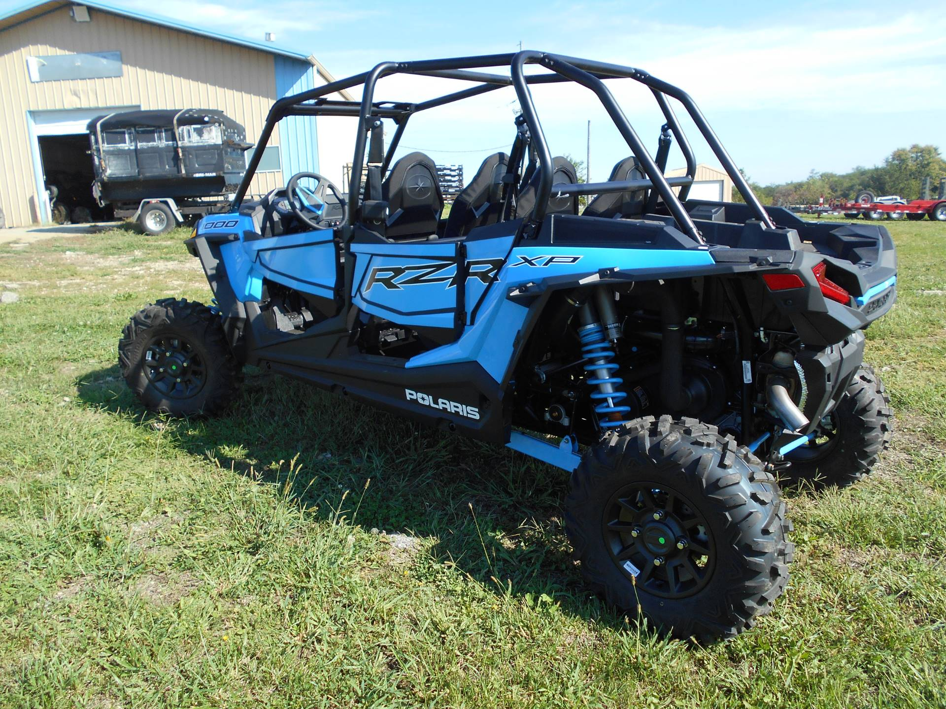 2020 Polaris RZR XP 4 1000 in Kansas City, Kansas - Photo 3