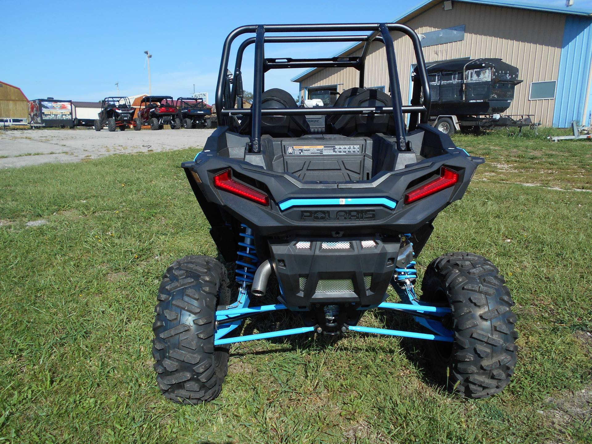2020 Polaris RZR XP 4 1000 in Kansas City, Kansas - Photo 4