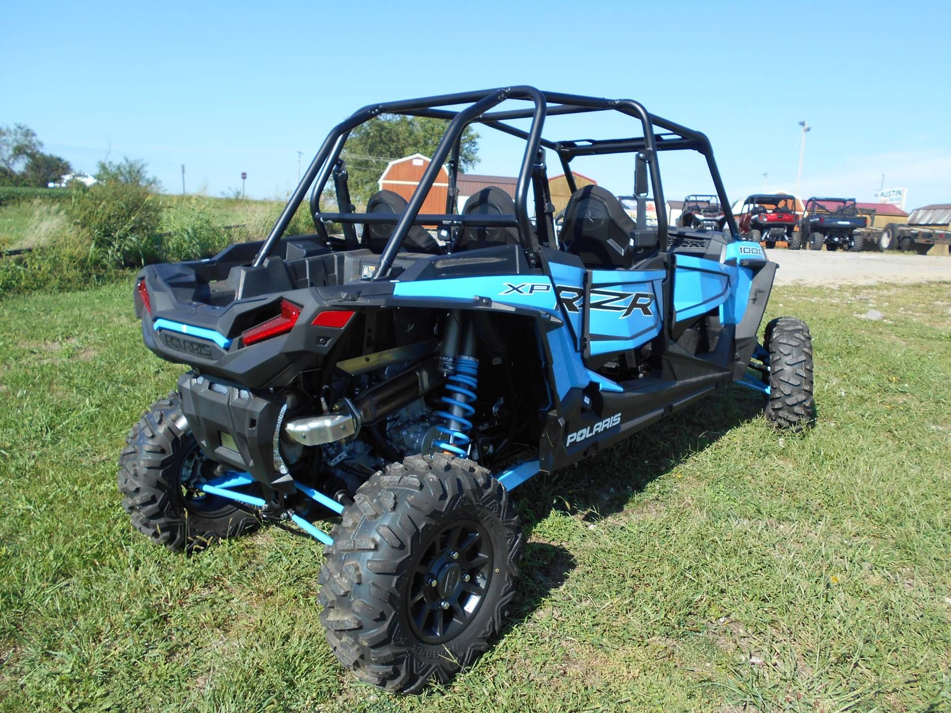2020 Polaris RZR XP 4 1000 in Kansas City, Kansas - Photo 5