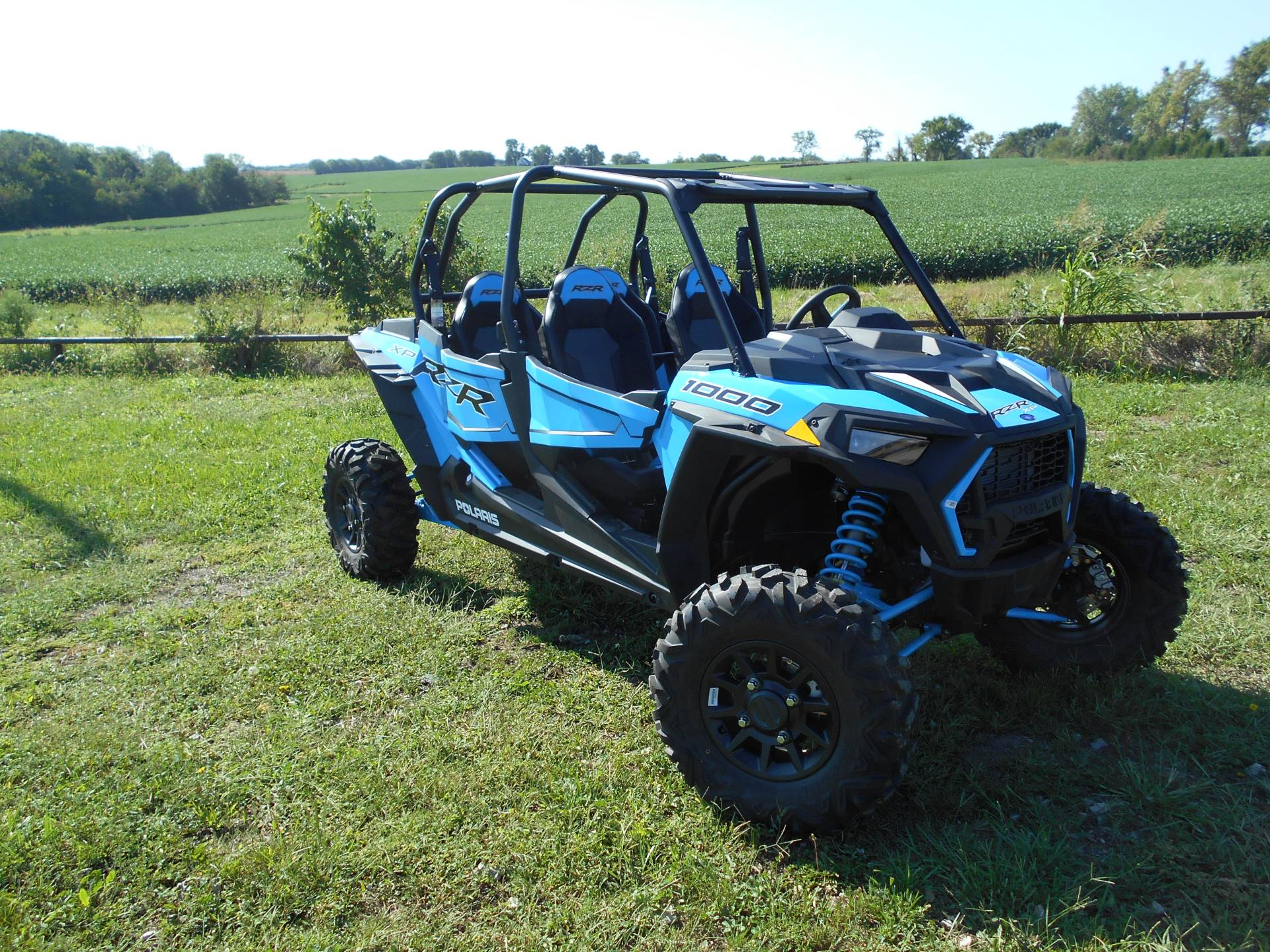 2020 Polaris RZR XP 4 1000 in Kansas City, Kansas - Photo 7