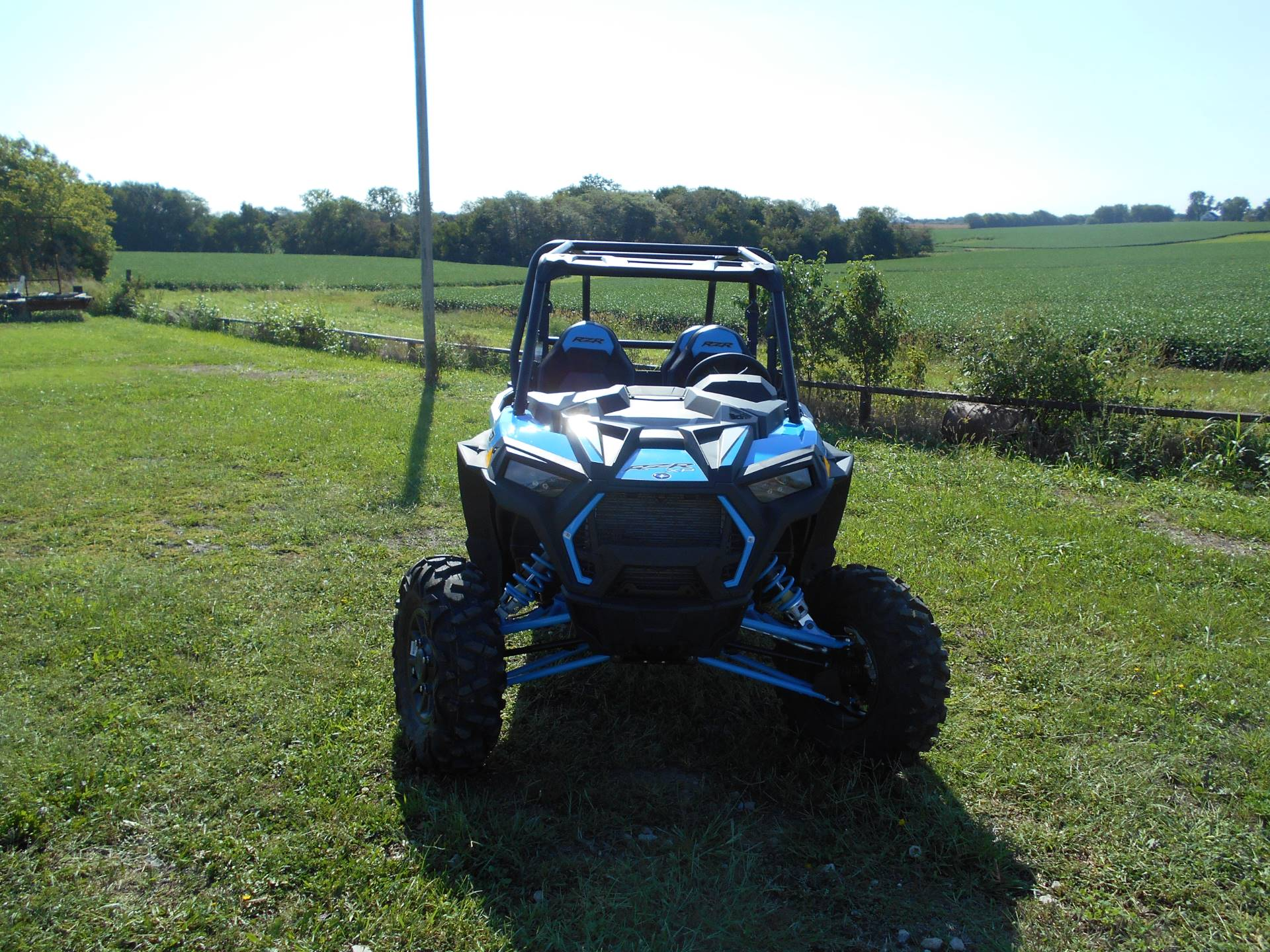 2020 Polaris RZR XP 4 1000 in Kansas City, Kansas - Photo 8