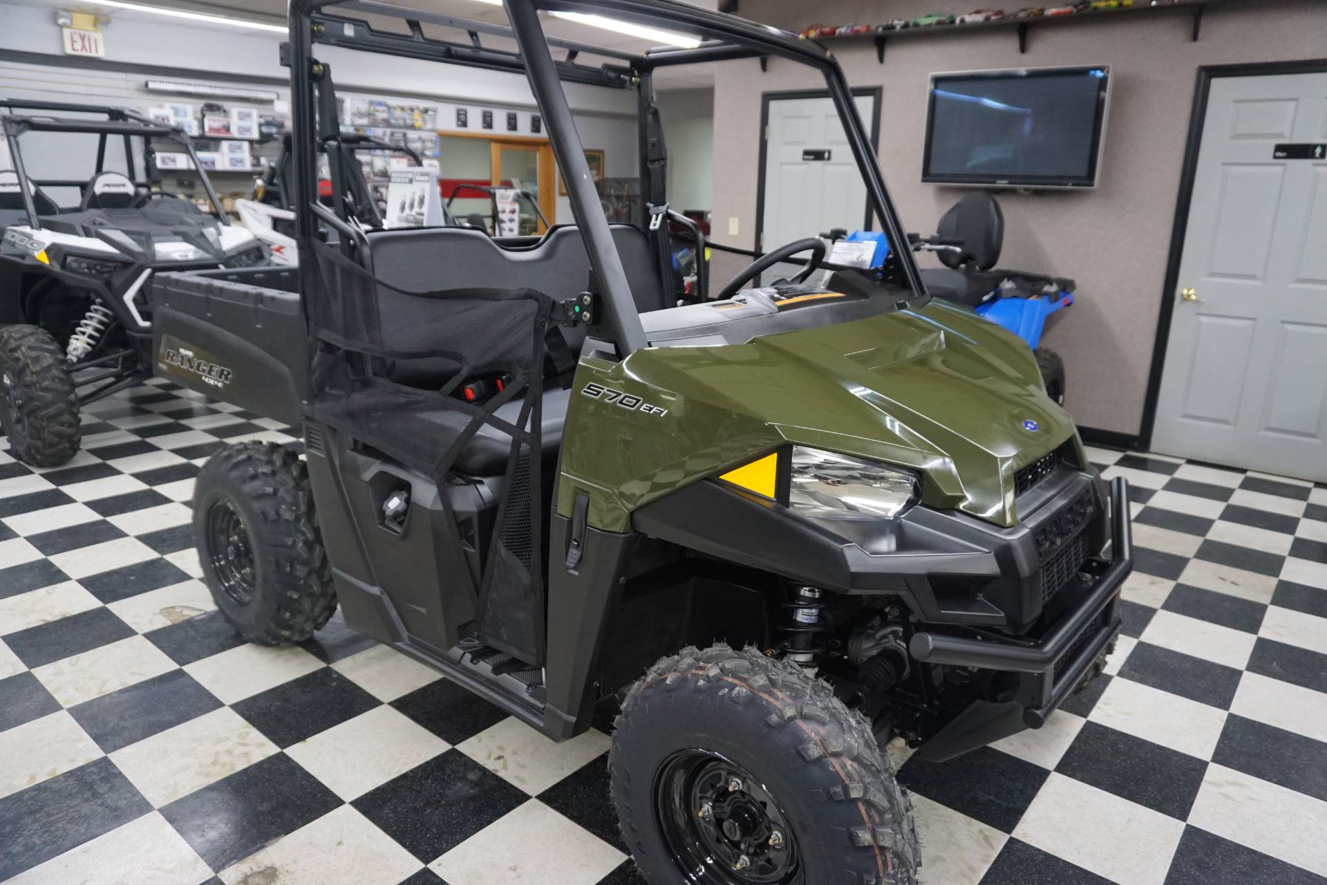 2019 Polaris Ranger 570 for sale 20423