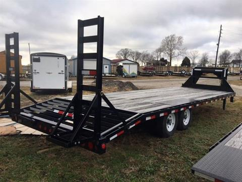 2016 PJ Trailers F87272 in Kansas City, Kansas