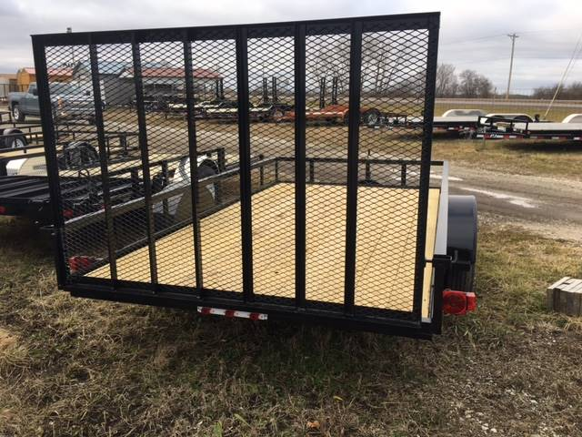 2013 Carry-On Trailers 6X12GW in Kansas City, Kansas