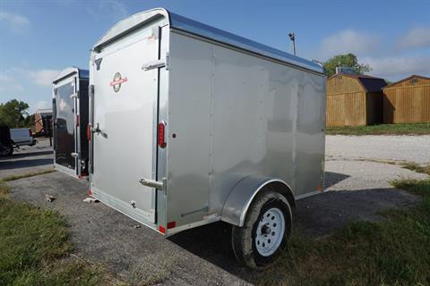 2018 Carry-On Trailers 5X8CG in Kansas City, Kansas
