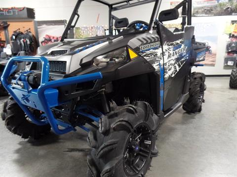 2017 Polaris Ranger 1000 HIGH LIFTER Edition in Kansas City, Kansas