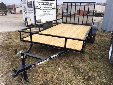 2016 Carry-On Trailers 6X12GW in Kansas City, Kansas