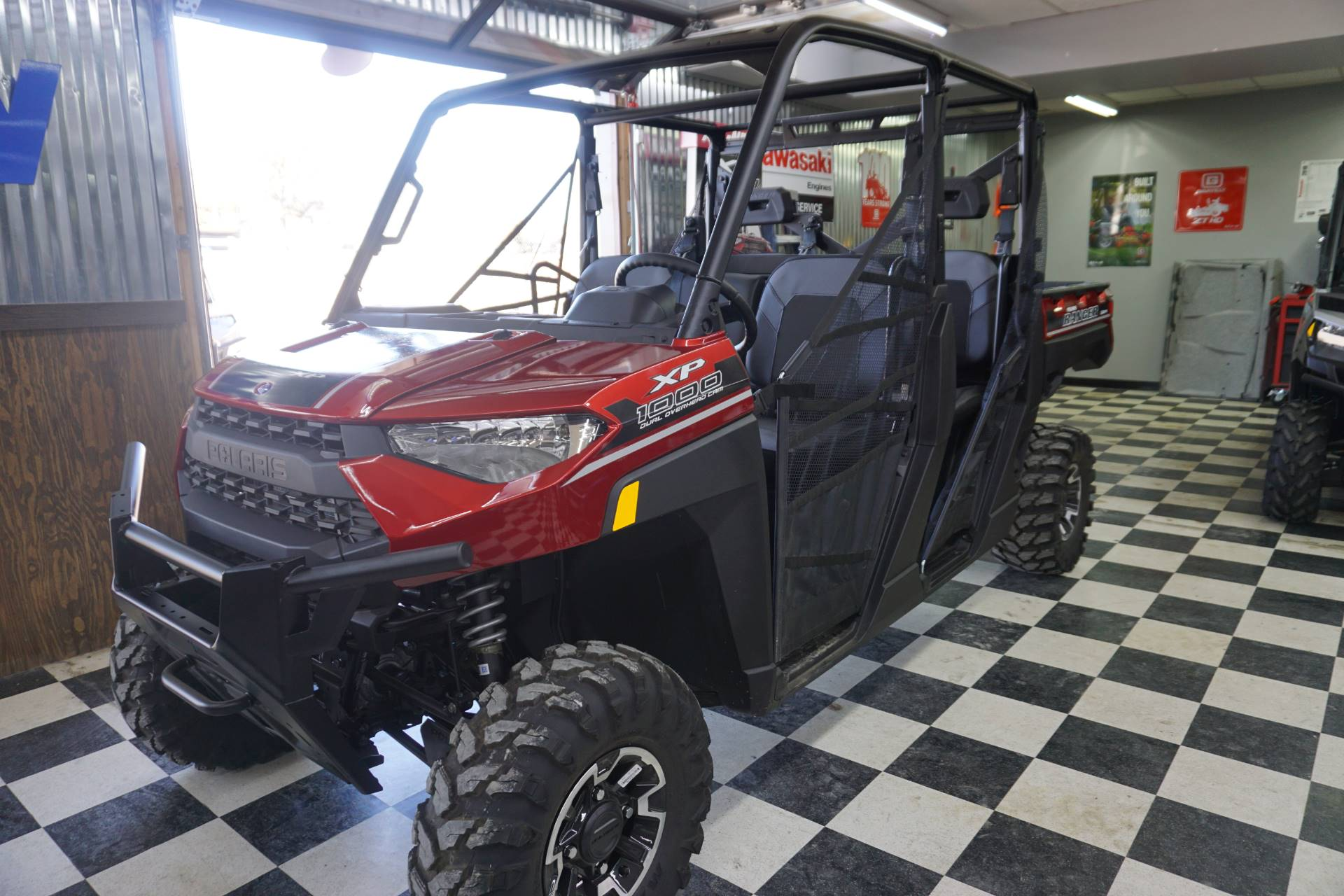 2019 Polaris Ranger Crew XP 1000 EPS Premium for sale 6979
