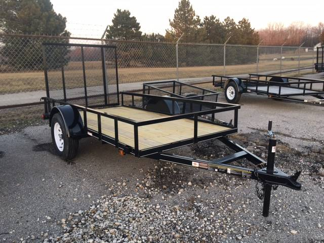 2016 Carry-On Trailers 5X10GW in Kansas City, Kansas