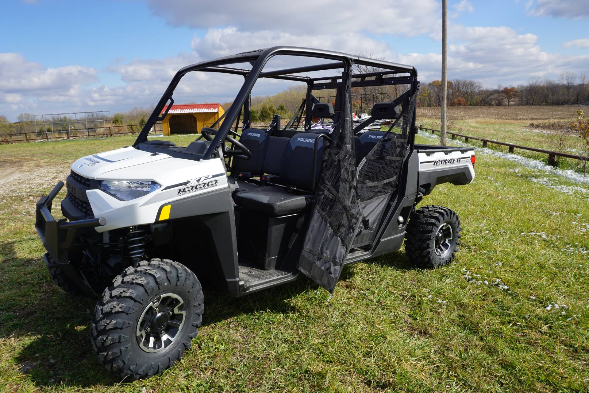2019 Polaris Ranger Crew XP 1000 EPS Premium for sale 426