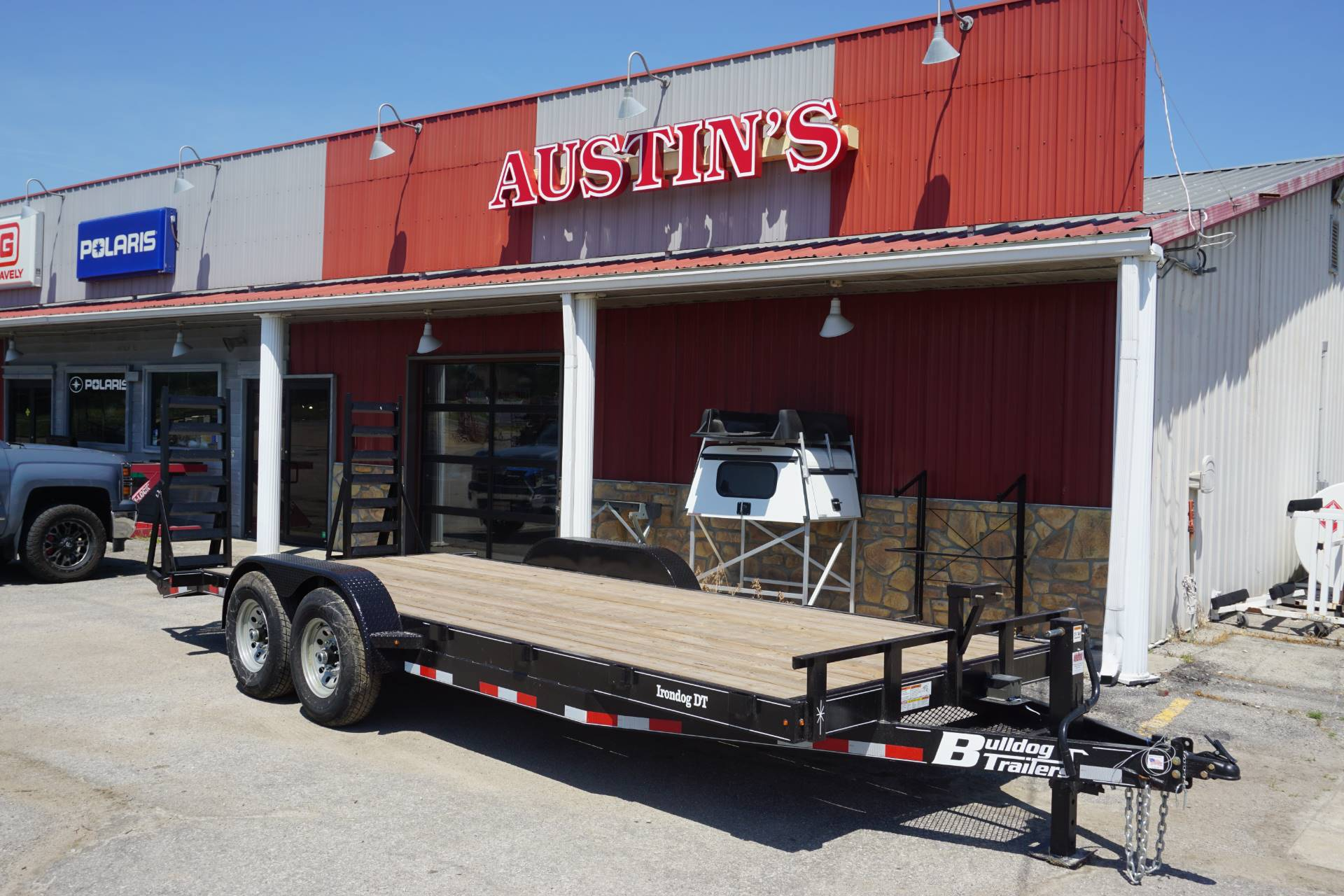 2020 BULLDOG TRAILERS INC 7X20DOVE 14K in Kansas City, Kansas - Photo 1