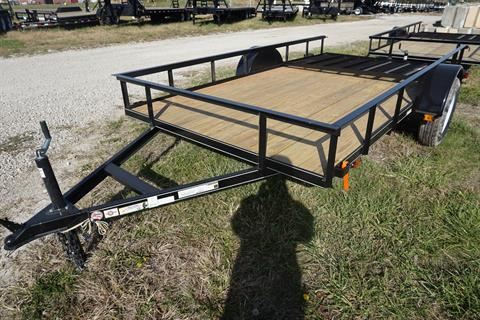 2019 Carry-On Trailers 6X12GW in Kansas City, Kansas