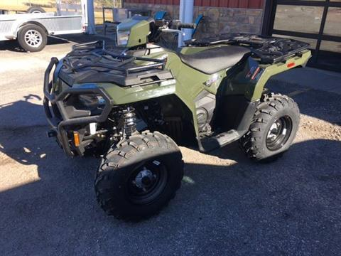 2021 Polaris Sportsman 570 EPS Utility Package in Kansas City, Kansas - Photo 1