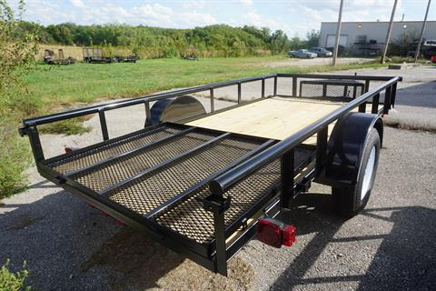 2019 Carry-On Trailers 5.5X12GWPTLED in Kansas City, Kansas - Photo 2