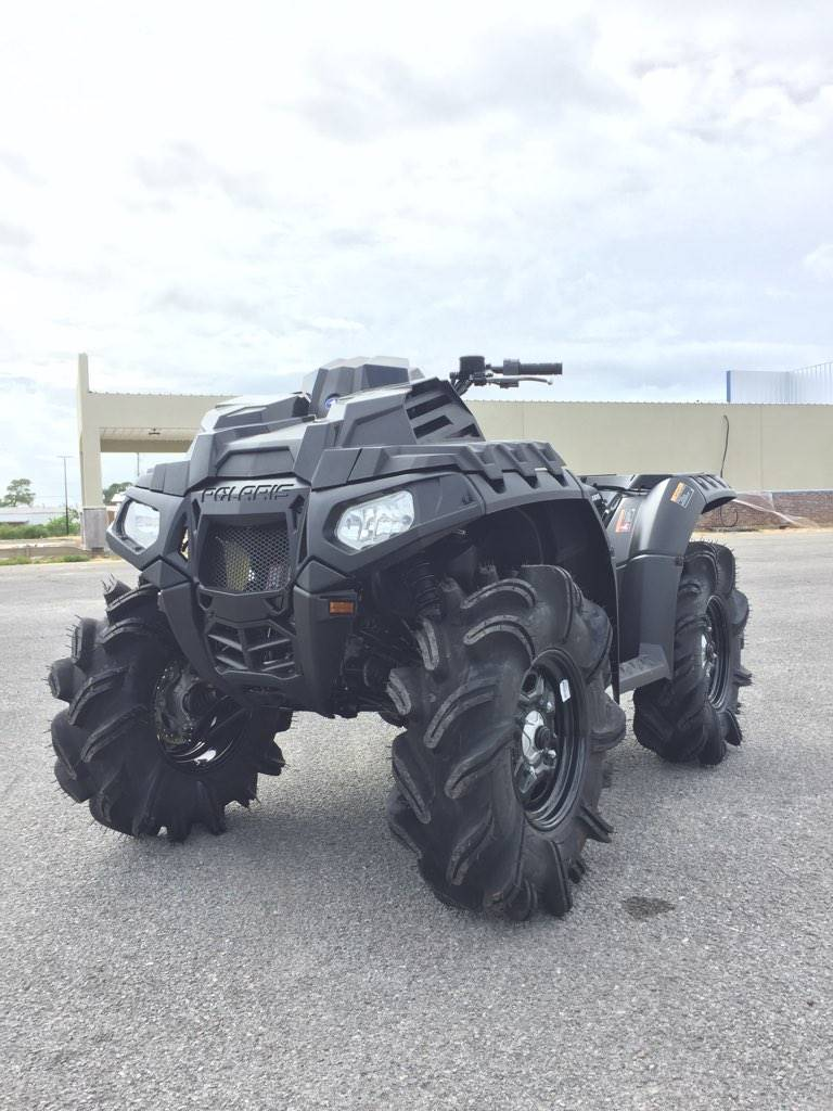 2019 Polaris Sportsman 850 High Lifter Edition in Pascagoula, Mississippi - Photo 2