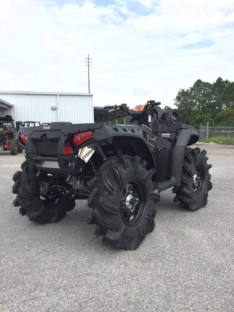 2019 Polaris Sportsman 850 High Lifter Edition in Pascagoula, Mississippi - Photo 4