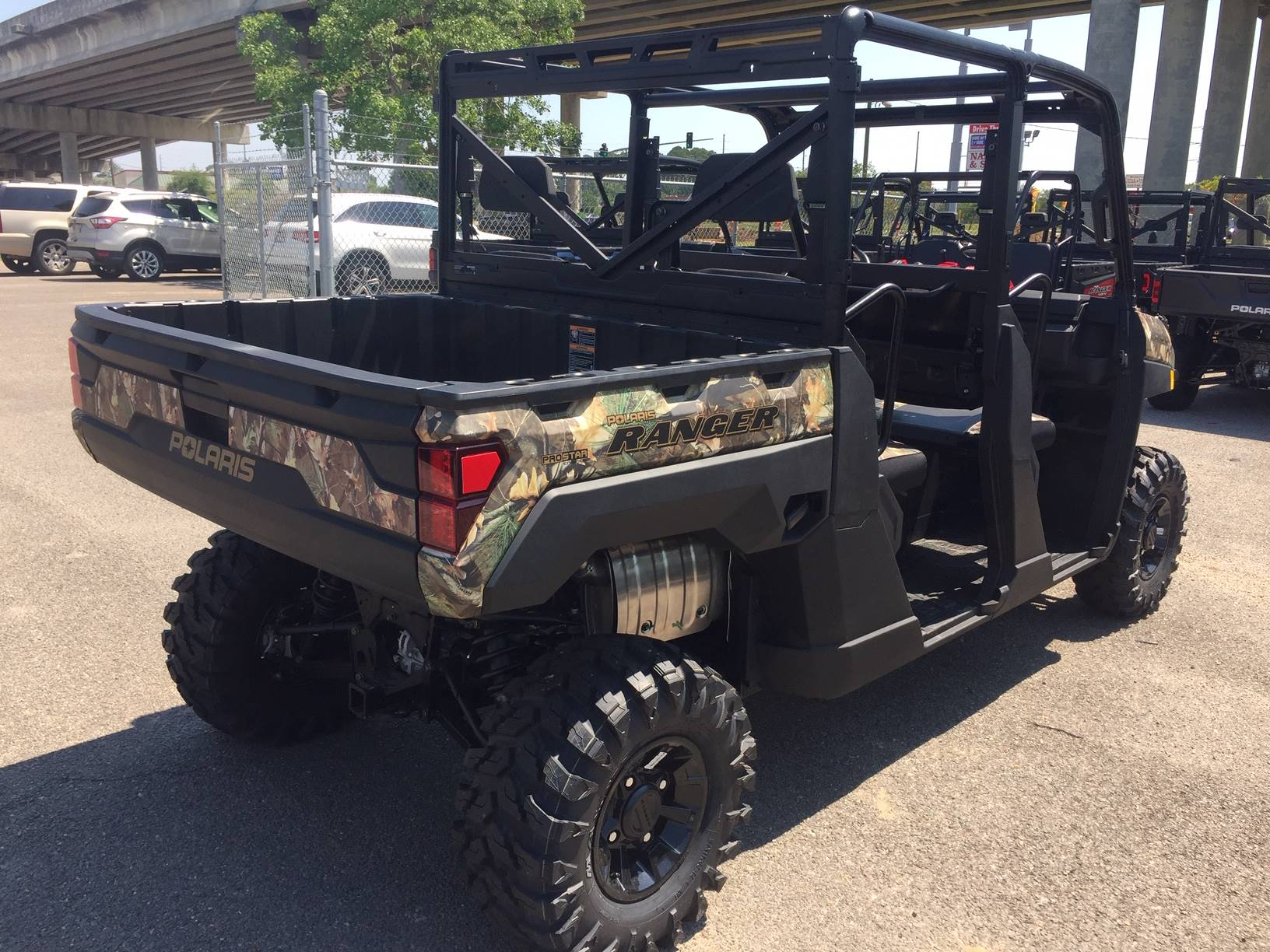 2019 Polaris Ranger Crew XP 1000 EPS Premium in Pascagoula, Mississippi - Photo 5