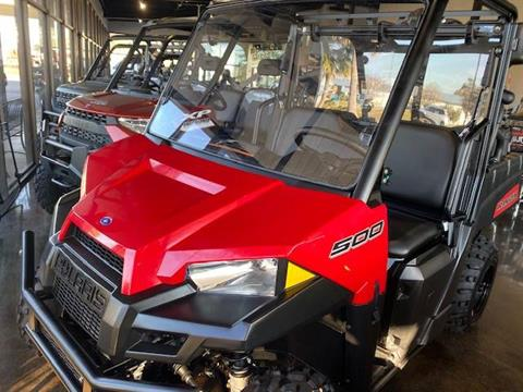 2020 Polaris Ranger 500 in Pascagoula, Mississippi - Photo 2