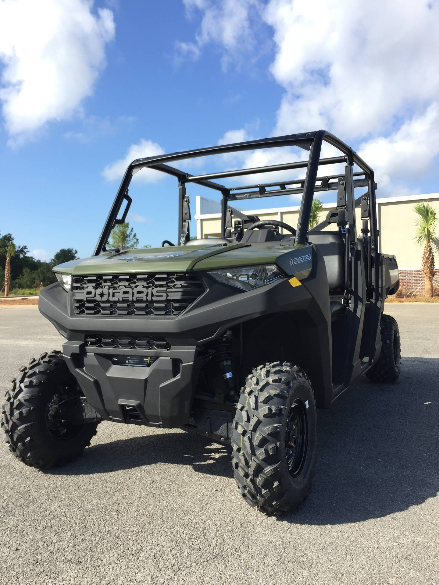 2020 Polaris Ranger Crew 1000 in Pascagoula, Mississippi - Photo 3