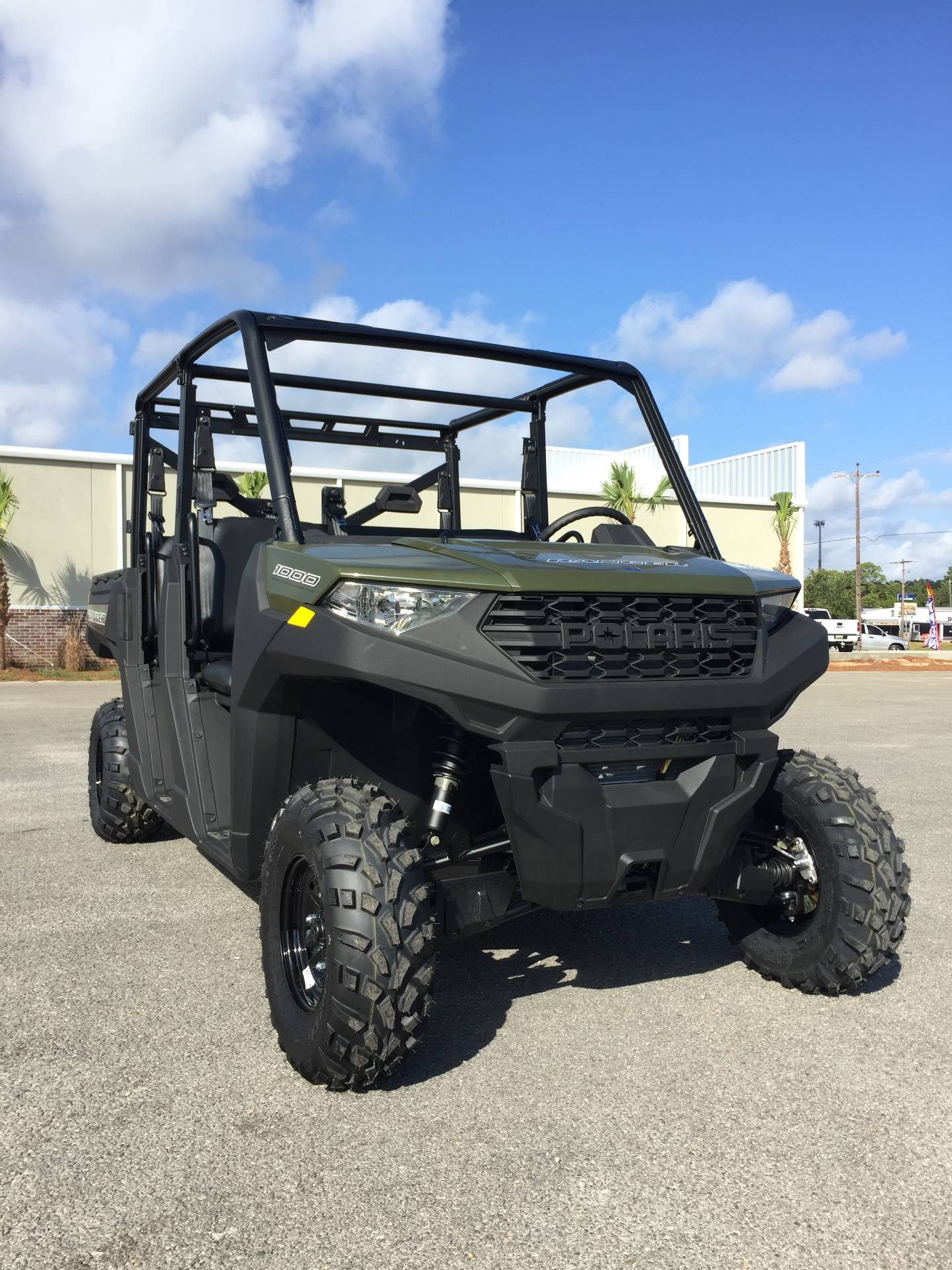 2020 Polaris Ranger Crew 1000 in Pascagoula, Mississippi - Photo 4