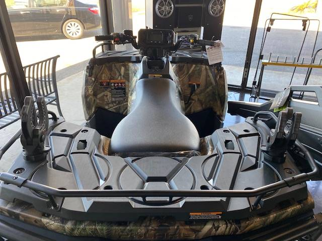 2021 Polaris Sportsman 570 Hunt Edition in Pascagoula, Mississippi - Photo 4
