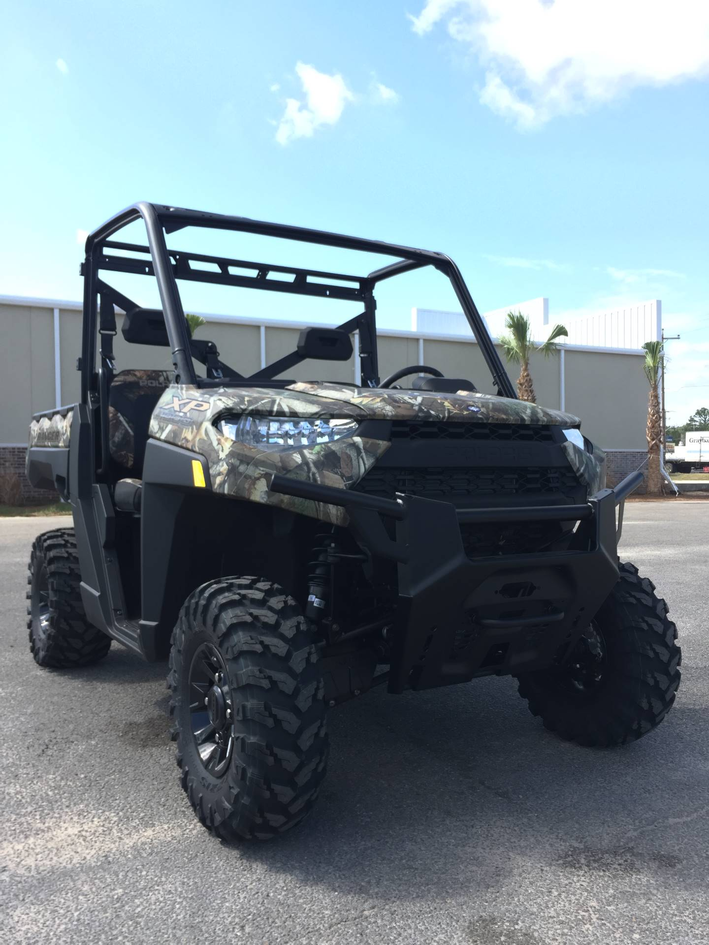 2020 Polaris Ranger XP 1000 Premium in Pascagoula, Mississippi - Photo 4
