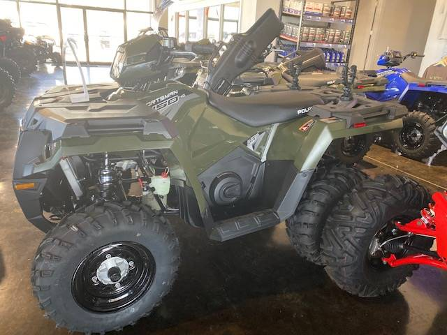 2020 Polaris Sportsman 450 H.O. EPS in Pascagoula, Mississippi - Photo 2