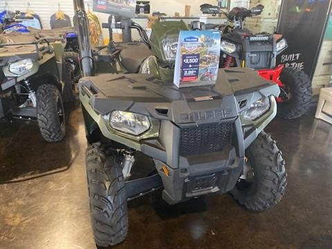 2020 Polaris Sportsman 450 H.O. EPS in Pascagoula, Mississippi - Photo 4