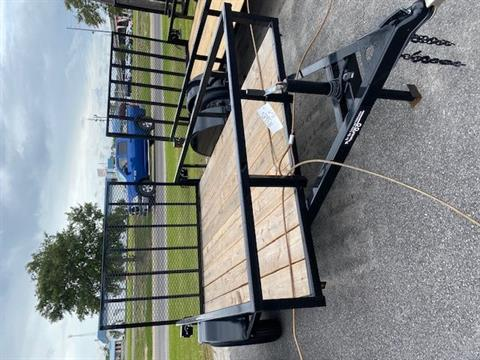 2021 Bye-Rite Trailer And Fabrication 6x10 Single in Pascagoula, Mississippi